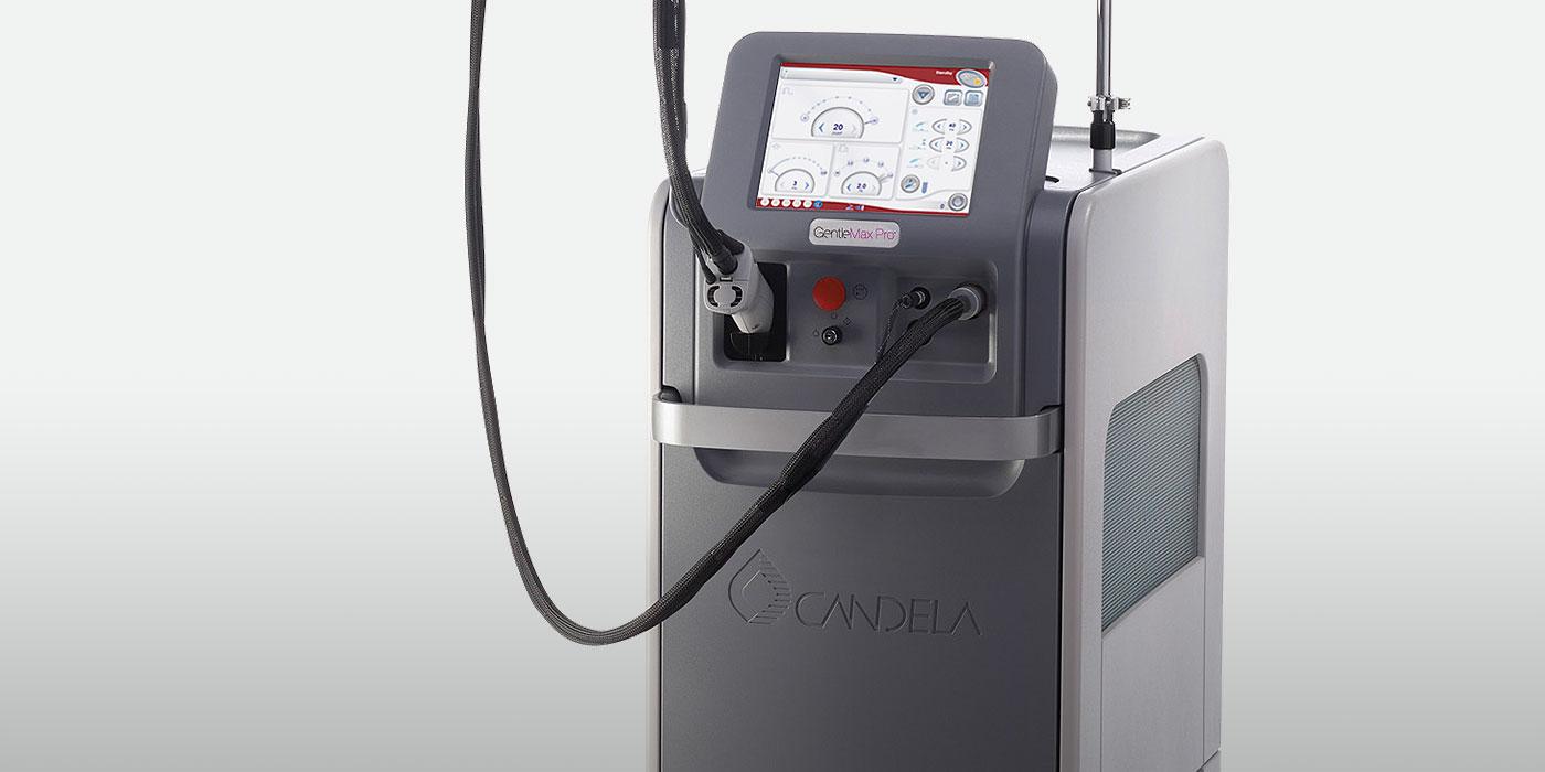 دستگاه لیزر لیزر الکساندرایت کندلا - لیزر موهای زائد بیکینی